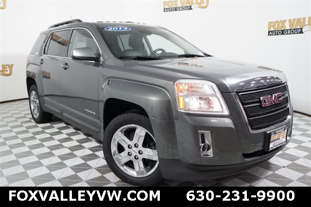 Fox Valley Gmc >> Pre Owned 2013 Gmc Terrain Slt 1